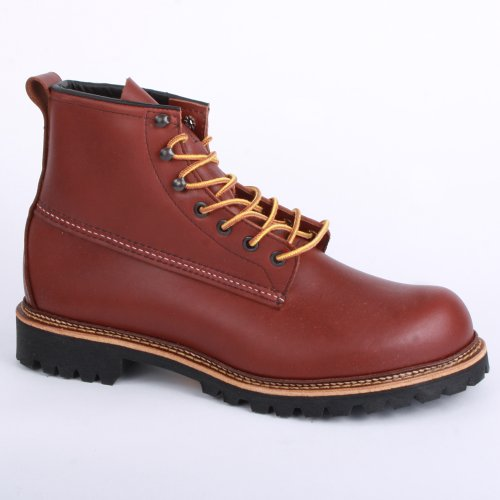 Red Wing Ice Cutter 2931 Mens Laced Leather Boots Burgund...