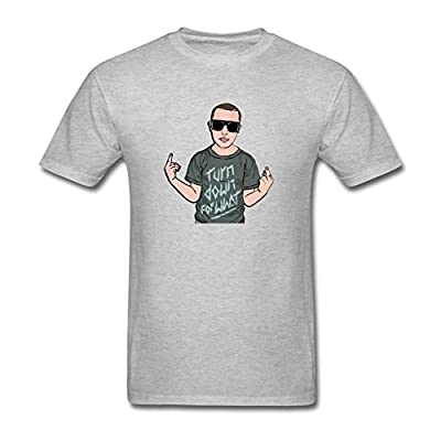 Dotion Men's DJ Snake At Echostage Design T Shirt