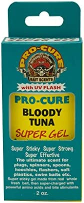 Pro-Cure Bait Scents Bloody Tuna Gel