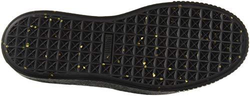 Vos Team Souliers En puma Puma Femmes Black Célébrez Chaussures Daim Gold wgXdHdqz