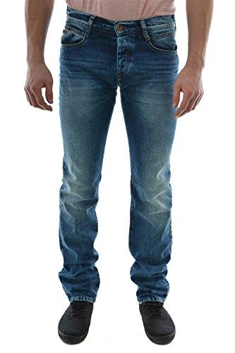 In Cooper Lee Longjohn Bleu Jeans Worn 6707 AXa4aPgq
