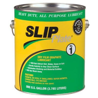 Precision Brand - Slip Plate No. 1 Dry Film Lubricants Slip Plate #1 1 Gal Cansuperior Grp 33015Os 4/P: 605-45534 - slip plate #1 1 gal cansuperior grp 33015os 4/p