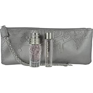 Perfume Womanity, 2 frascos de 10 ml con Atomizador para Cartera / Monedero en Bosa de Regalo