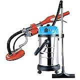 ALEKO 690EDWV165 Drywall Sander with Wet Dry Vacuum Cleaner Combo Kit 690E