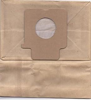 5 bolsas de aspiradoras en papel Panasonic MC-7000 a MC-7099 ...