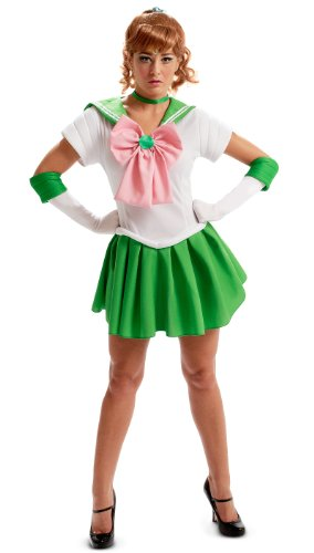 Incogneato Sailor Moon Sailor Jupiter Adult Costume Small