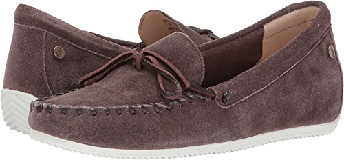 Hush Puppies Suede Flats - 6