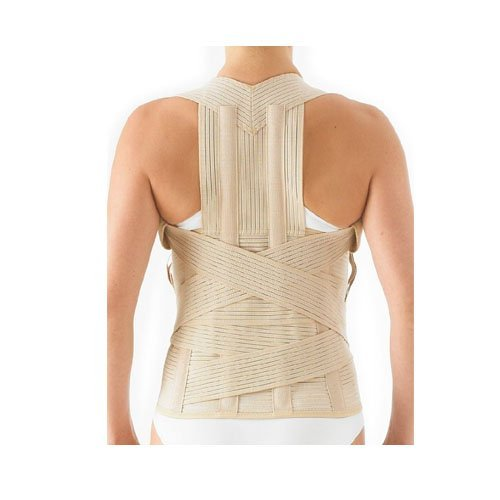 Neo G Medical Grade Dorsolumbar Lower/Mid/Upper Back Support - Small 60-70cm by Neo-G