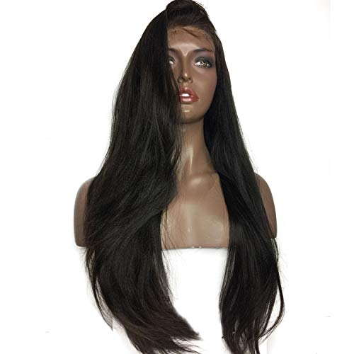 Straight Full Lace Wigs Brazilian hair Wigs With