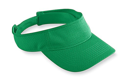 Augusta Sportswear Athletic Mesh Visor, One Size, Kelly]()