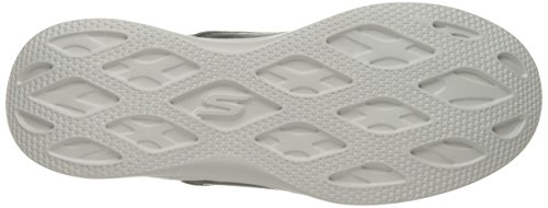 Go Determined Loafer Skechers Step Women's Lite Charcoal Performance Flat HTwvqSwZ