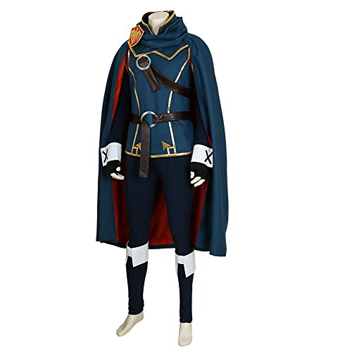 CG Costume Women's Fire Emblem Awakening Lucina Mask Cosplay Costume Medium by CG Costume (Image #2)