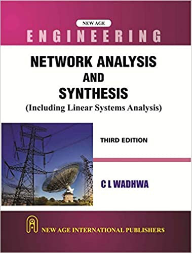 Network Analysis And Synthesis: Including Linear System Analysis PDF Descargar Gratis