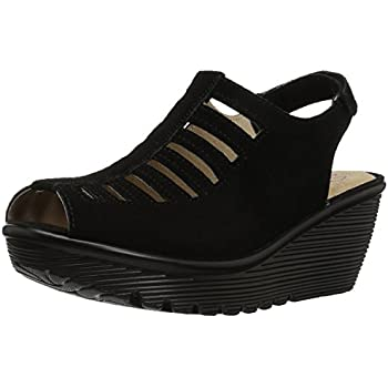 d96fe6dfb0b3 Skechers Cali Women s Parallel-Trapezoid Wedge Sandal