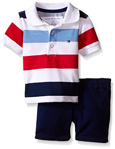 Tommy Hilfiger Pique Shirt Shorts