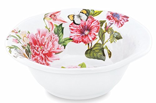 - Michel Design Works Melamine Medium Serving Bowl, Peony