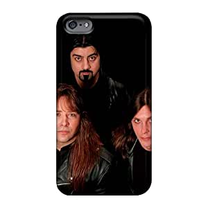 Iphone 6plus Tce4390KYOf Custom Stylish Manowar Band Image Durable Hard Phone Case -LauraAdamicska