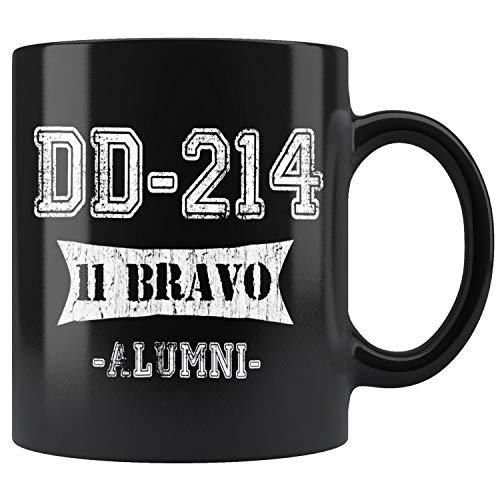 DD-214 US Army 11 BRAVO Alumni Mug Coffee Mug 11oz Gift Tea Cups 15oz