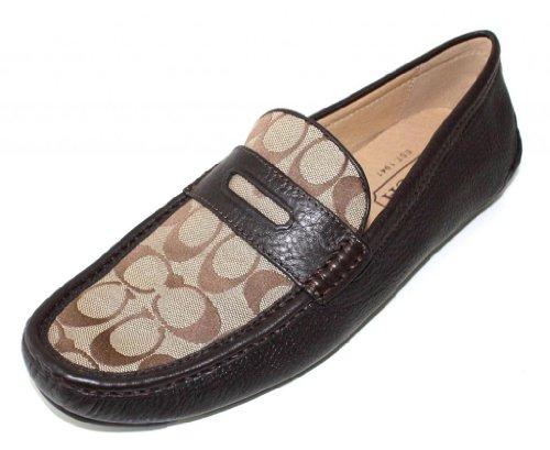 Coach Mens Shoes Brown