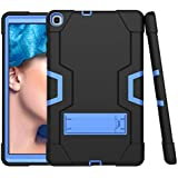 Cantis Galaxy Tab A 10.1 2019 Case(SM-T510/T515),Slim Heavy Duty Shockproof Rugged Case High Impact Full Body Protective…