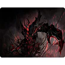 dota 2 shadow fiend the soul devourer DIY and Custom mousepad, Design Rectangle Non-Slip Rubber Mousepad Gaming Mouse Pad