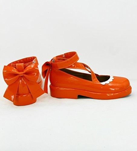 Hou Van Het Leven! Love Live Happy Valentines Day Meid Live! Kousaka Honoka Cosplay Schoenen Laarzen Op Maat Gemaakt