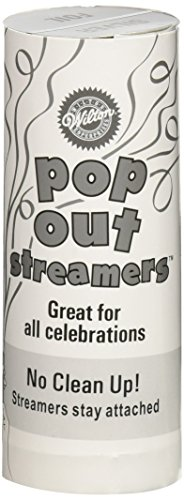 Wilton 1006-932 Pop Out Streamers, 14 pack 41QRvd  m2L