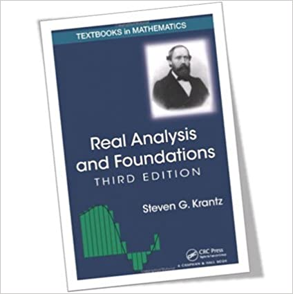 Real analysis and foundations third edition textbooks in real analysis and foundations third edition textbooks in mathematics 3rd edition fandeluxe Gallery