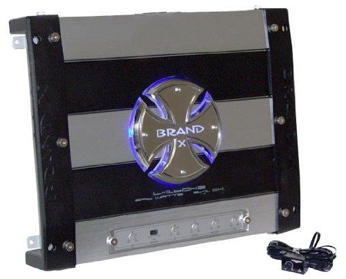 Brand-X L160X2 596-Watt 2-Channel Mosfet Amplifier