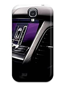Tpu Case For Galaxy S4 With Ultra Modern Car Interior