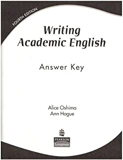 Amazon writing academic english fourth edition the longman writing academic english answer key fandeluxe Gallery