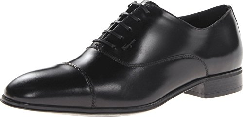(Salvatore Ferragamo Remigio Oxford, Nero 45 (US Men's 11) D - Medium)