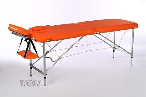 Tsgps Kingpower Lettino Massaggio Massaggi In Alluminio Solo 10kg