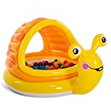 Best Paddling Pools - Yeefant Small Lazy Snail Baby Toddler Sun Shade Review
