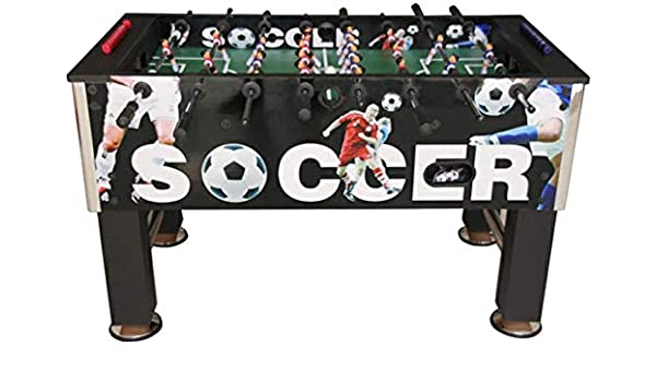 YUHT Futbolín Infantil,Mesa de futbolín, Mesa de fútbol Superior Futbolín Juegos de Mesa Juego de Mesa de fútbol para Adultos y niños Mesas de fútbol Juegos de fútbol: Amazon.es: Deportes y aire
