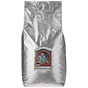 Ravens Brew Whole Bean Deadmans Reach, Dark Roast 5-Pound Bag