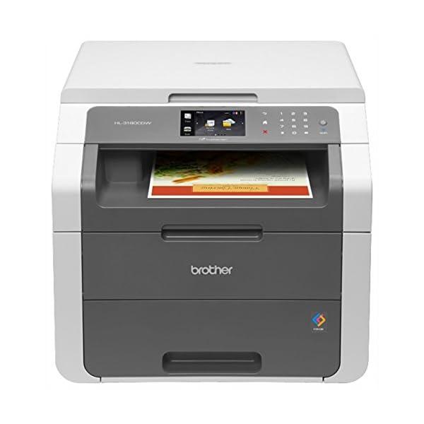 Brother HL-3180CDW Wireless Digital Color Printer