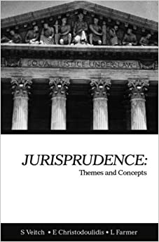 Jurisprudence: Themes and Concepts by Scott Veitch (2007-06-28)