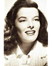 Katharine Hepburn notebook, journal, diary - classic writing 120 perfect lined pages #3