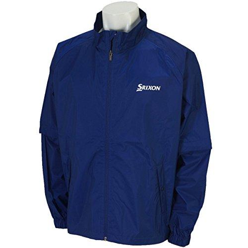 DUNLOP(ダンロップ) SRIXON レインジャケット メンズ SMR6001J ネイビー LL