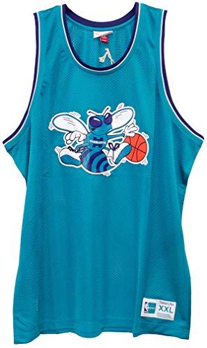 - Charlotte Hornets Teal Mesh Tank Top (XXL)