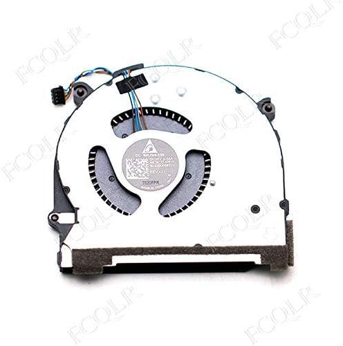 FCQLR Compatible for Delta NS75C22-17E31 5V 0.50A REV:X01 Laptop Cooling Fan
