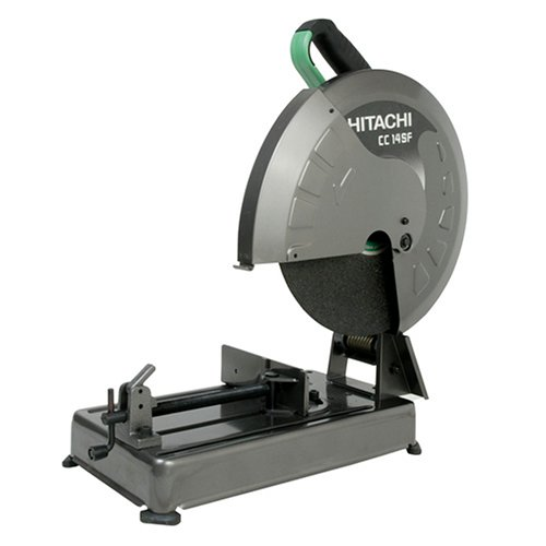 Hitachi CC14SF 14-Inch Portable Chop Saw  (Discontinued by Manufacturer)