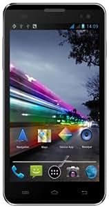 "Polaroid Topaz - Smartphone libre Android (pantalla 4.5"", 4 GB, 1.2 GHz, Dual SIM), negro (importado)"