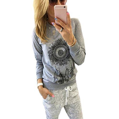 2016 Girls European Tassel T-Shirt+ Printed Skirt - 3