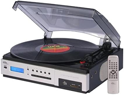Elta 2970 Sistema Compacto (USB/SD-MP3 - Grabador, Tocadiscos, PLL ...