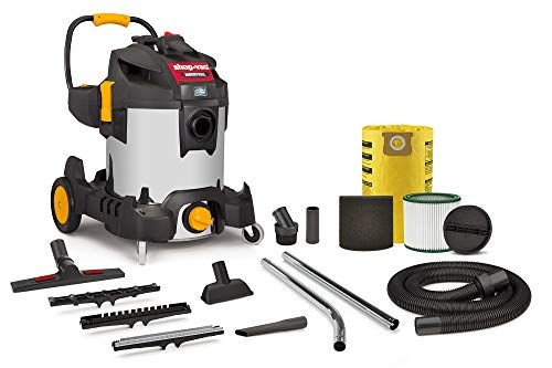 Shop-Vac 14 Gallon 5.5 Peak HP Stainless Industrial Vacuum – 5801210