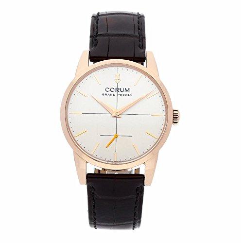 Corum Grand Precis Mechanical-Hand-Wind Male Watch 162-153-55-0001-BA47 (Certified Pre-Owned)