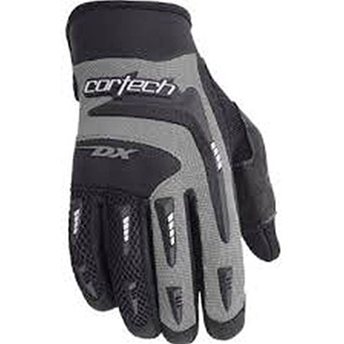 Cortech Women's DX 2 Gloves - Small/Black/Silver