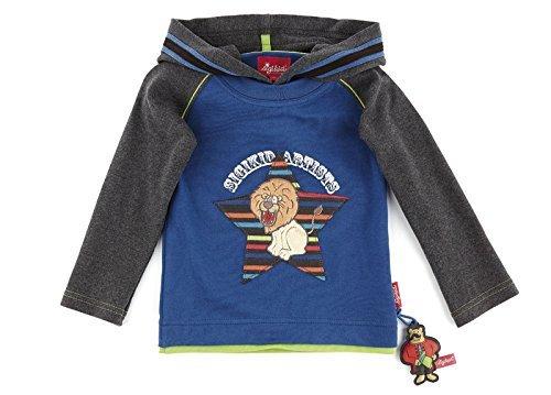 sigikid 146610 Kapuzen T-Shirt langarm 092